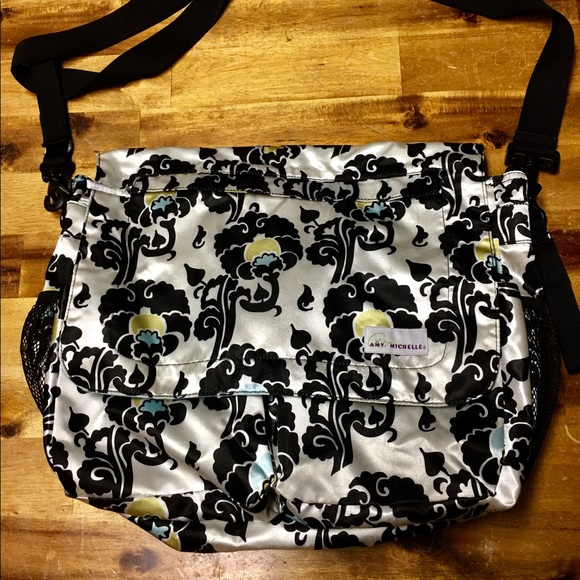 bcabe4320601 Amy Michelle Bags   Diaper Bag W Changing Mat   Poshmark